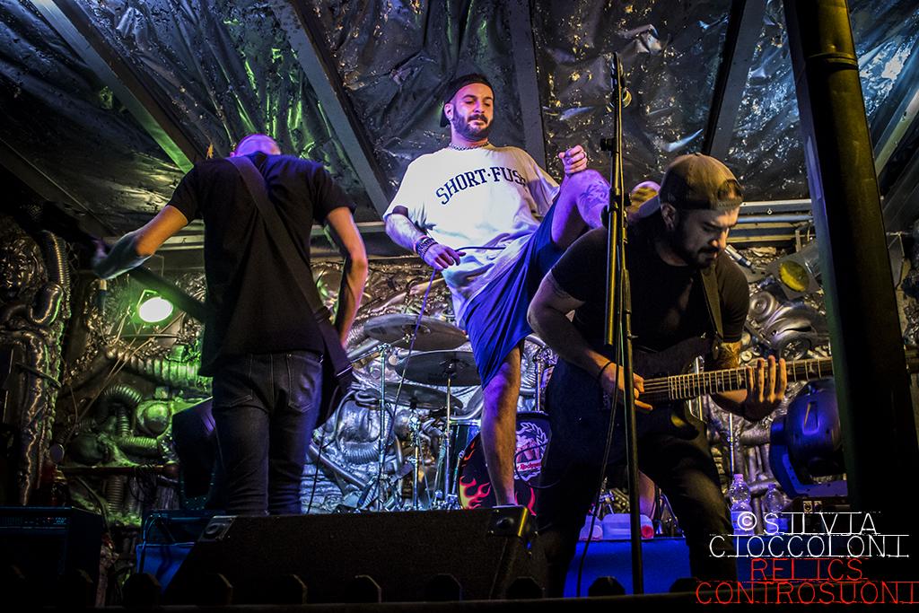 Core a Core fest @New Rockness, Genzano di Roma (foto di Silvia Cioccoloni)