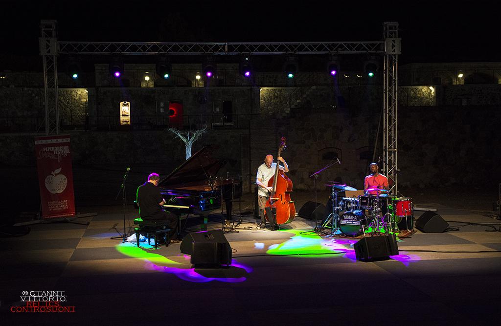 Uri Caine @Parco Ecolandia, Reggio Calabria (testo e foto di Gianni Vittorio)