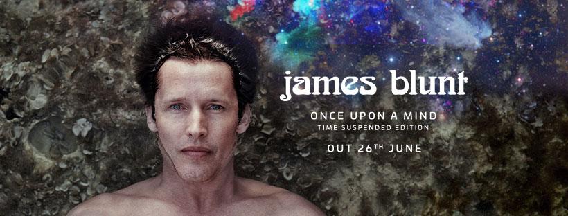 JAMES BLUNT: riprogrammato nel 2021 il tour in Italia del cantautore britannico