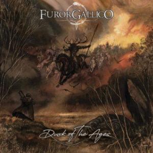 Furor Gallico - Dusk of the Ages (Scarlet Records, 2019) di Luca Battaglia