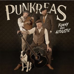 Punkreas in concerto: Funny Goes Acoustic