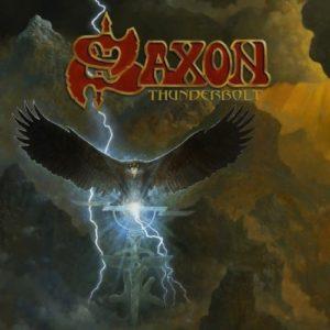 Saxon - Thunderbolt (Silver Lining Music, 2018) di Alessandro Magister