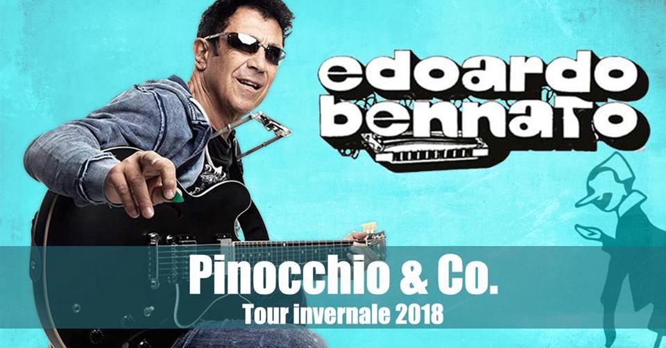 Edoardo Bennato tour invernale e nuova data a Cremona!