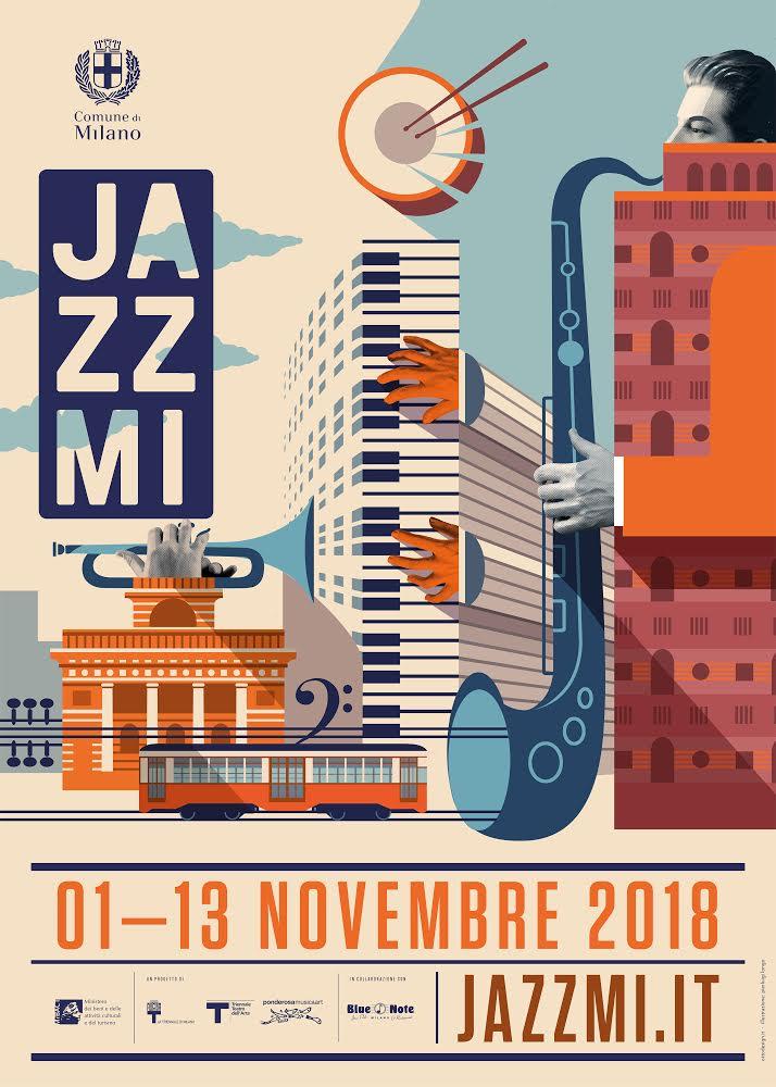 JAZZMI 2018: annunciati nuovi artisti