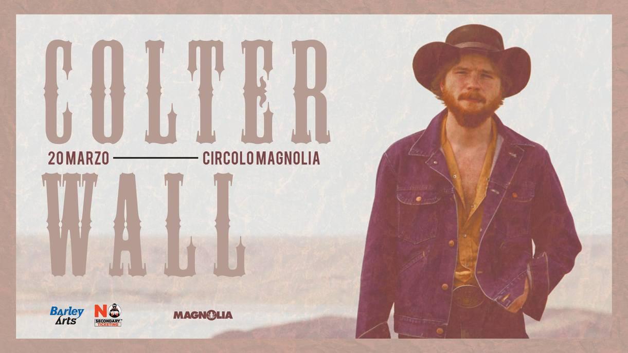 Colter Wall torna ad incantare Milano col suo folk venato di blues