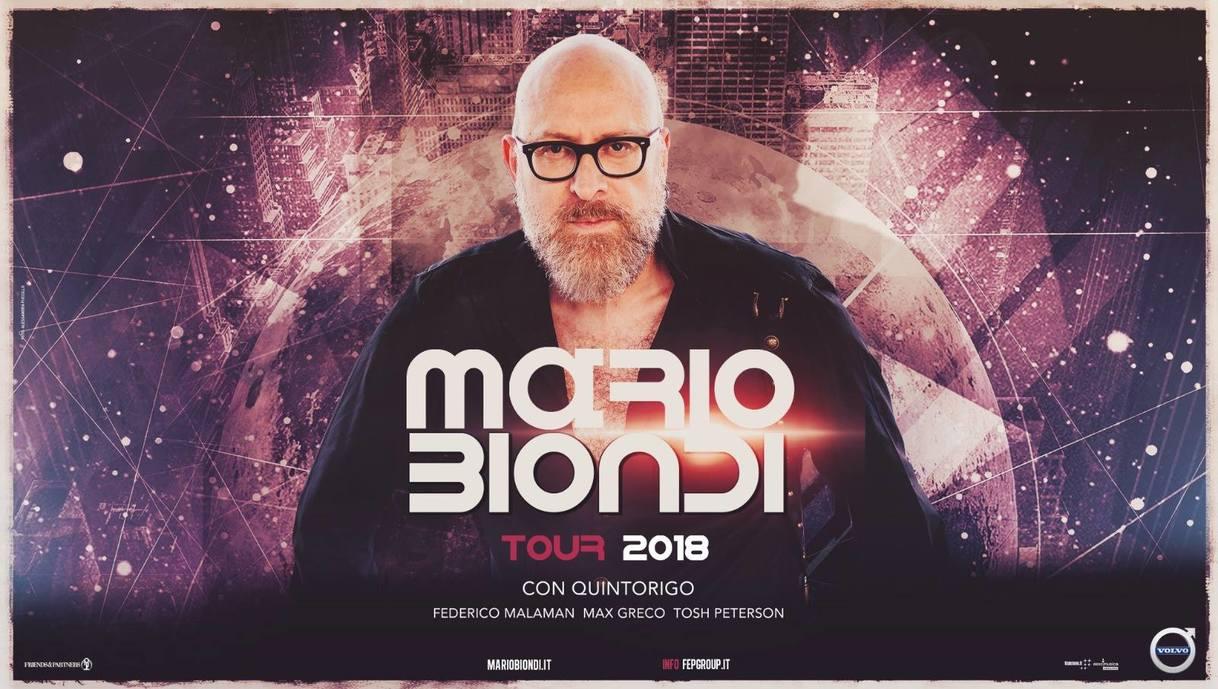 Mario Biondi in concerto all'Auditorium parco della Musica di Roma