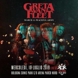 Greta Van Fleet: in arrivo a Bologna il 10 luglio