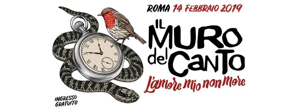 Il Muro del Canto in concerto a Roma il 14 febbraio