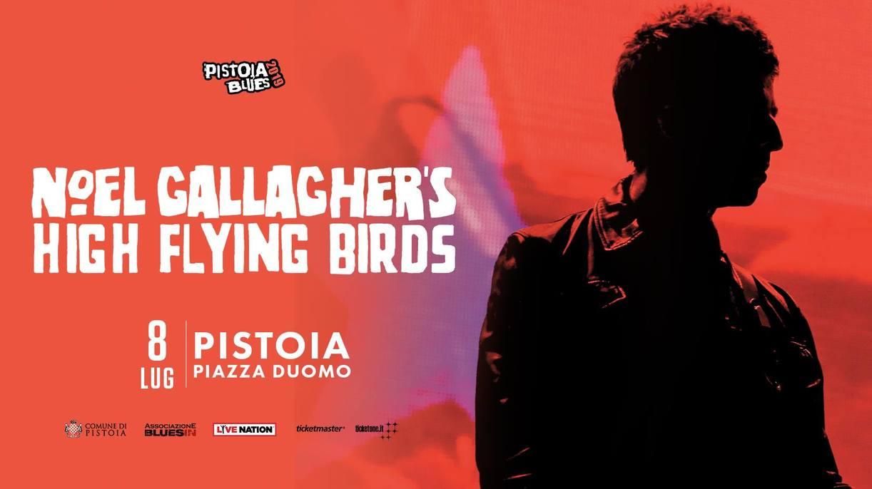 Noel Gallagher's High Flying Birds @ Pistoia Blues 2019