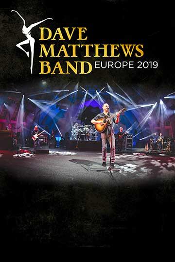 Dave Matthews band: 3 date in Italia nel 2019