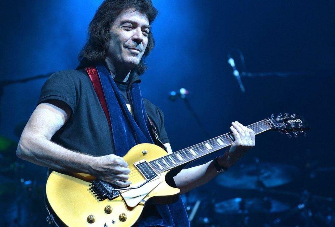 Steve Hackett live a Roma all'Auditorium Parco Della Musica