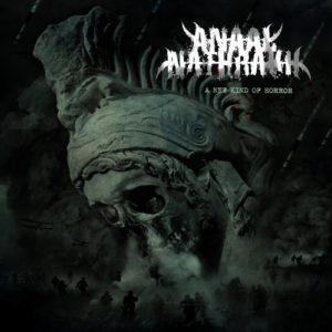 Anaal Nathrakh - A New Kind of Horror (Metal Blade Records, 2018) di Francesco Sermarini