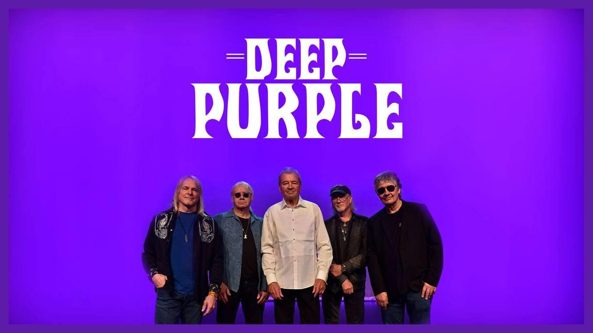 Deep Purple: aggiunta una nuova data in Italia a Milano nel 2020