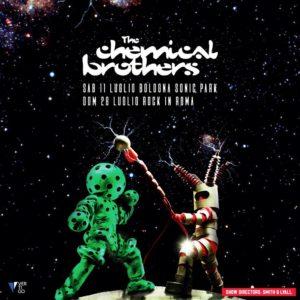 The Chemical Brothers tornano in Italia!