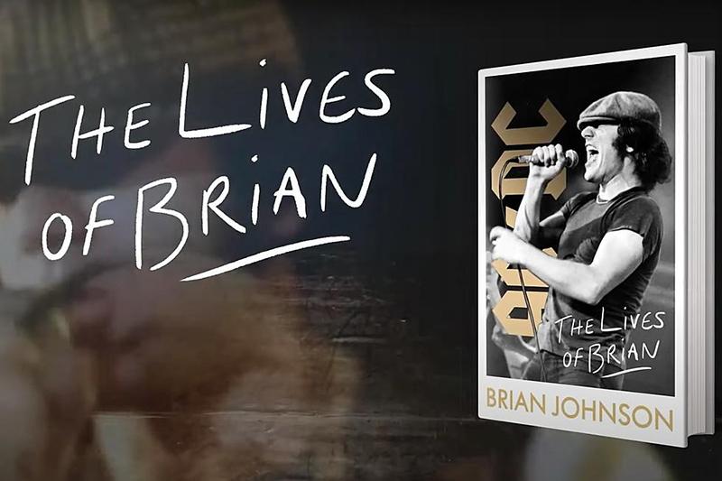 AC/DC: in arrivo la biografia di Brian Johnson