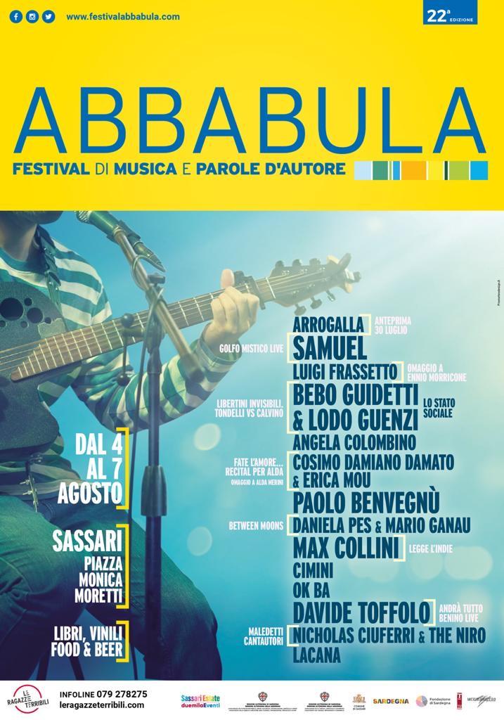 Abbabula, presto a Sassari la XXII edizione