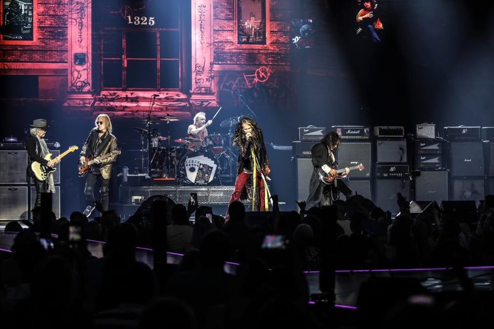 Aerosmith annunciati agli I-Days 2020