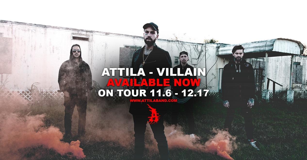 Attila: due nuove date in Italia a dicembre