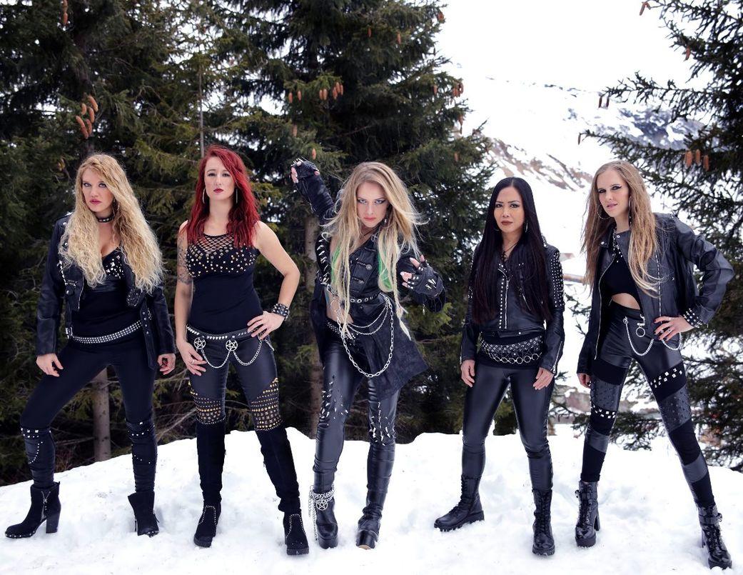 BURNING WITCHES: In uscita il nuovo album e un tour europeo con i PRIMAL FEAR.