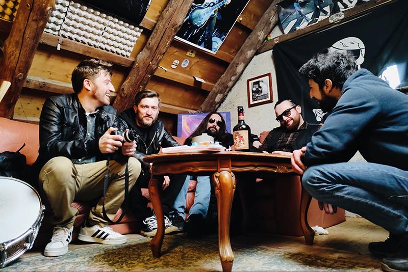 BAD COBURNS: il nuovo singolo