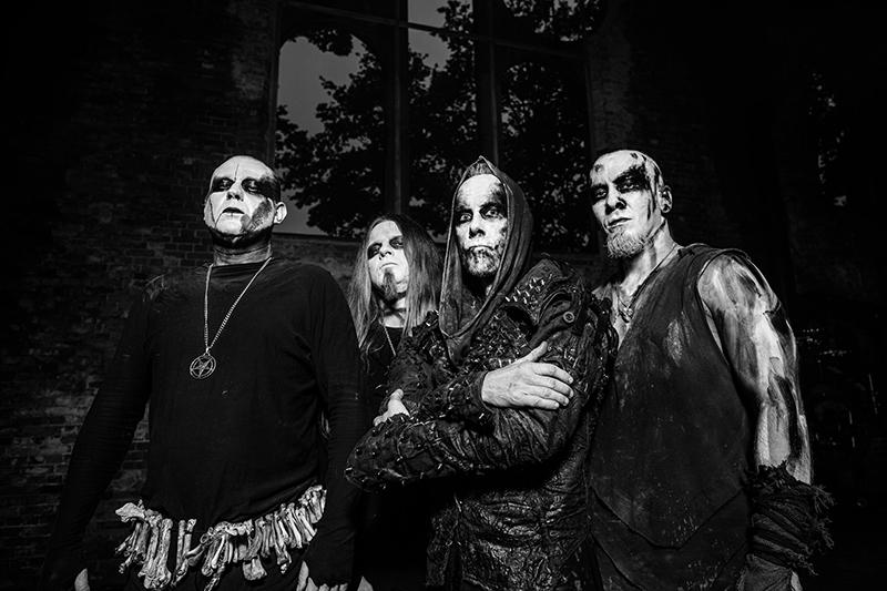 BEHEMOTH – rinnovano il contratto con Nuclear Blast Records, l'attesissimo nuovo album in studio in uscita in autunno!