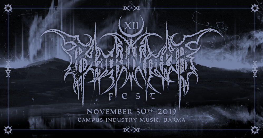 Black Winter Fest XII @ CAMPUS INDUSTRY MUSIC - PARMA