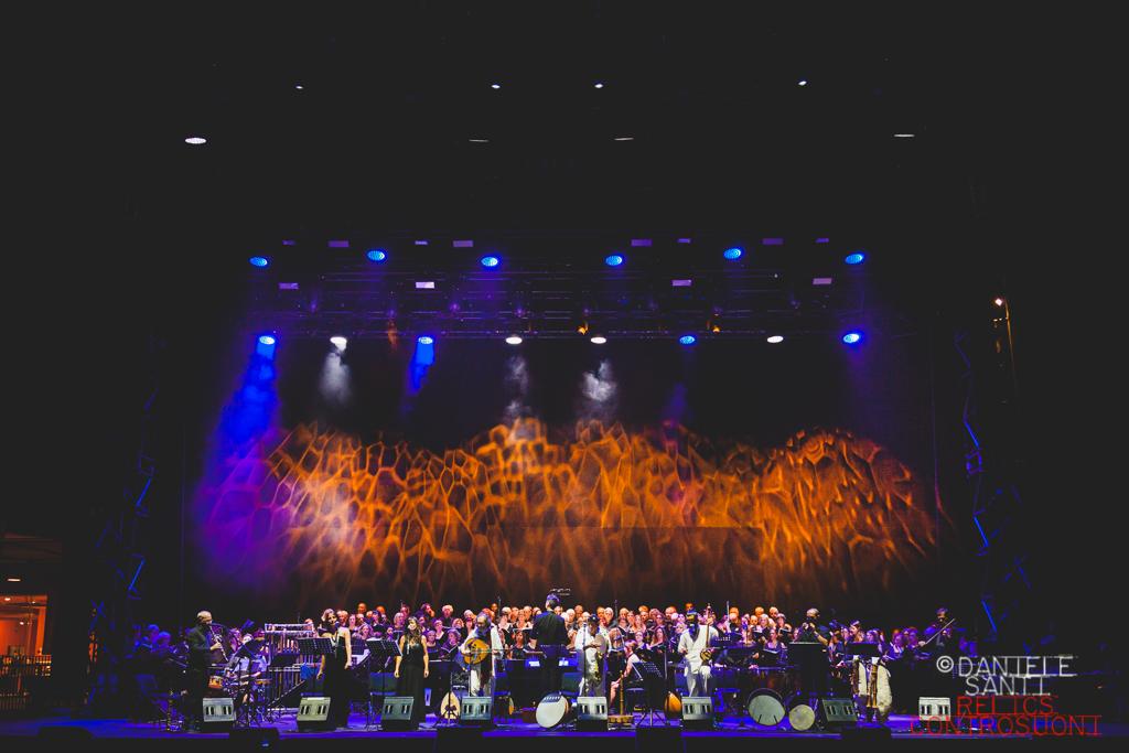 Carmina Burana @Auditorium Parco della Musica di Roma (foto di Daniele Santi)