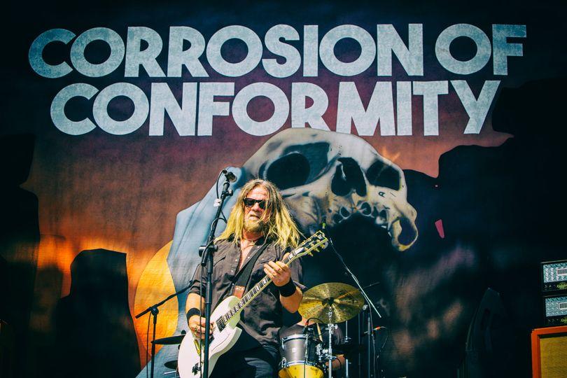 Corrosion Of Conformity: cancellata la data italiana