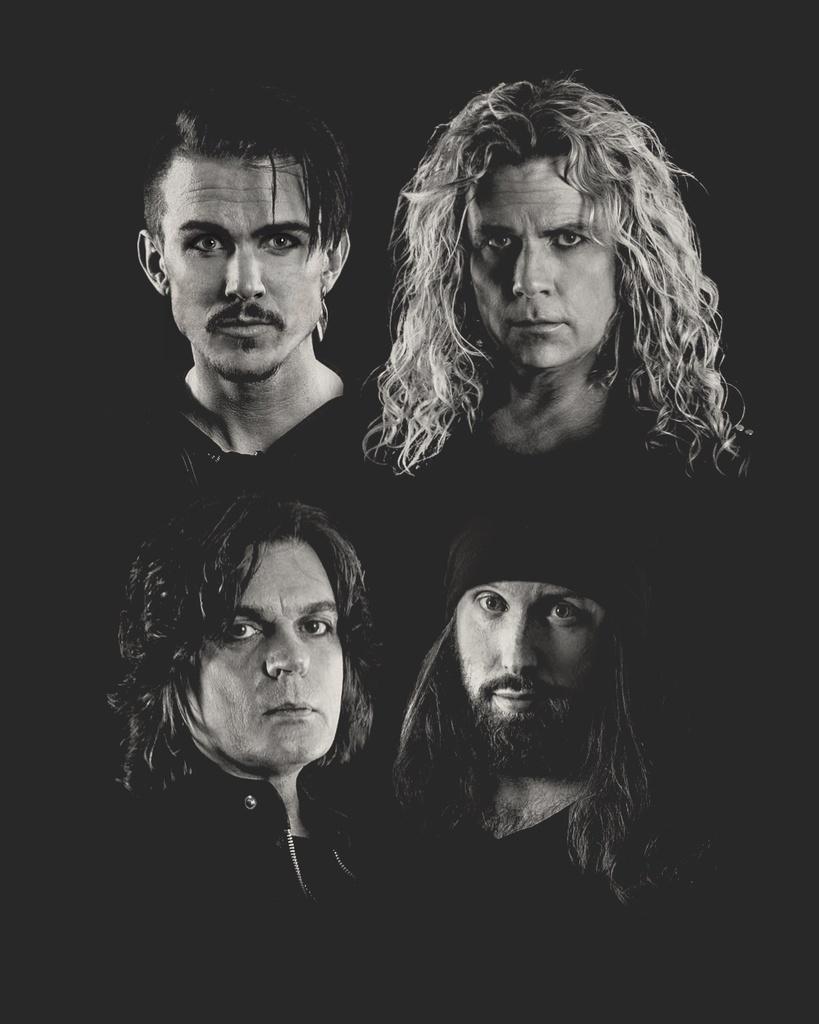 CROWNE : annunciano l'album di debutto 'Kings In The North'