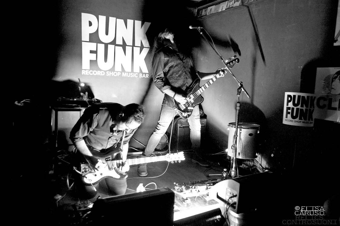 Bunnyblack @PunkFunk, Palermo (foto di Elisa Caruso)