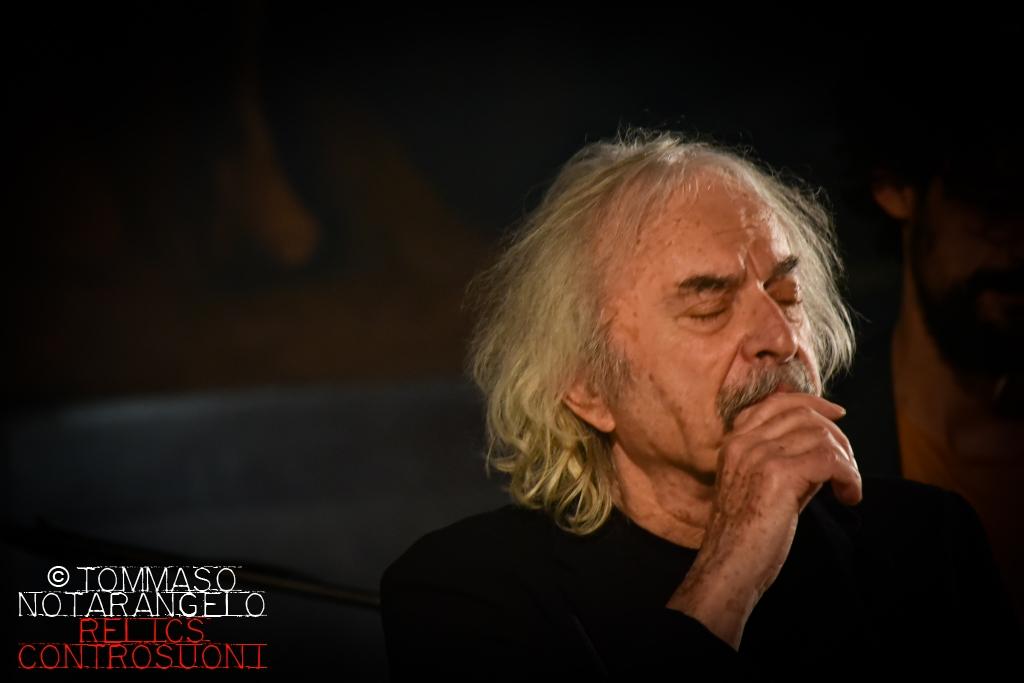 Enrico Rava 80th Anniversary World Tour @Iuc, Roma (foto di Tommaso Notarangelo)