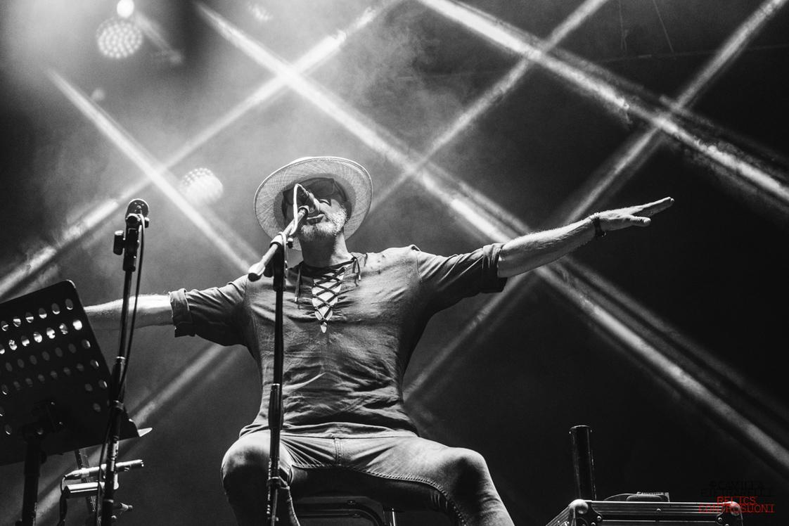 Negrita @Pistoia Blues Festival (foto di Camilla Pietrarelli)
