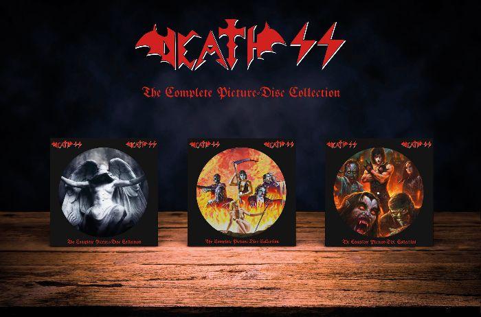 DEATH SS: terza tranche di ristampe in picture vinyl