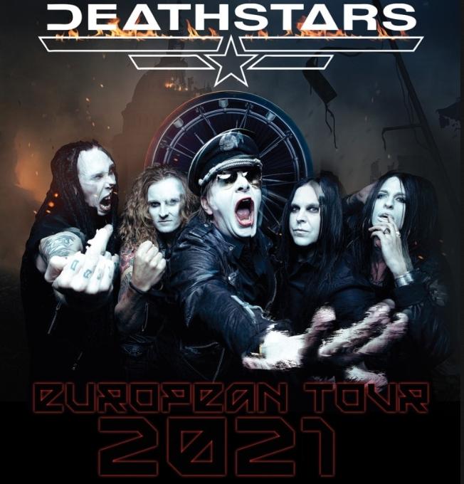 Deathstars: tour rinviato al 2021