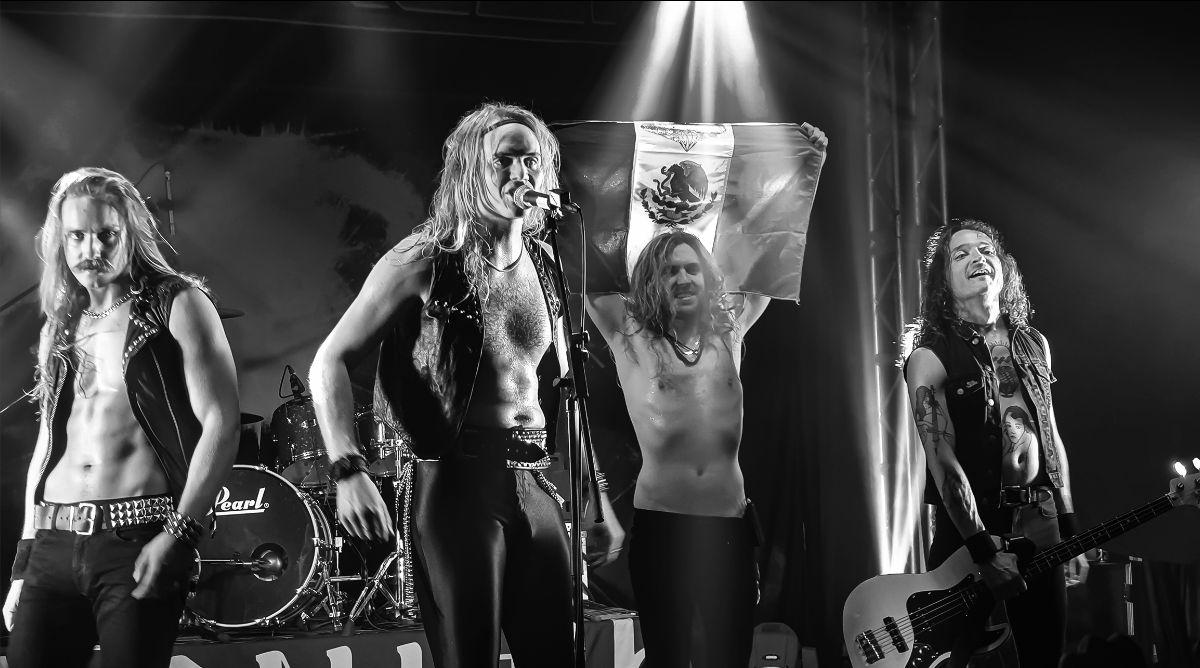 """ENFORCER: nuovo singolo e premiere su YouTube di """"Live By Fire II"""""""