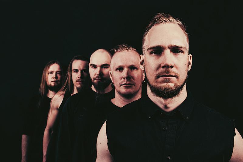 EPHEMERALD - disponibile da oggi l'album di debutto della band symphonic death metal finlandese