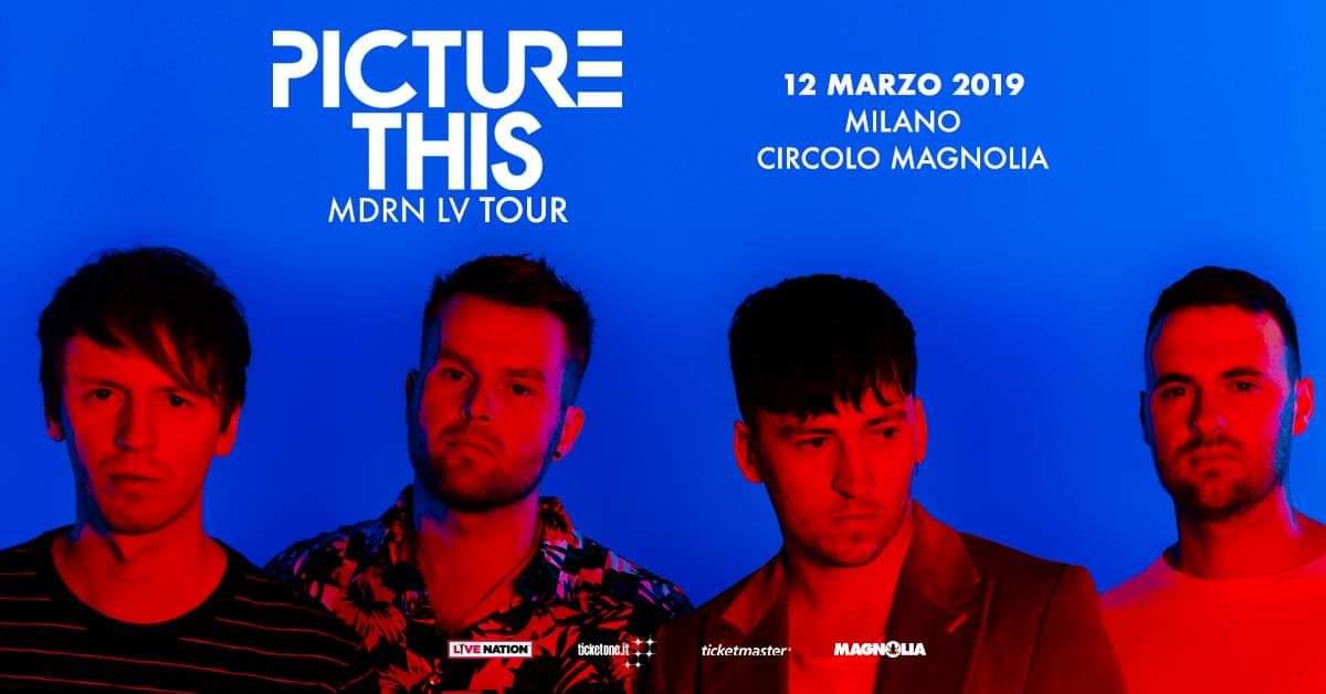 Picture This: una data in Italia a marzo 2019