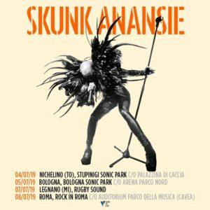 Skunk Anansie: diventano quattro le date in Italia a luglio