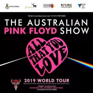 THE AUSTRALIANPINKFLOYD: due date in Italia a luglio 2019