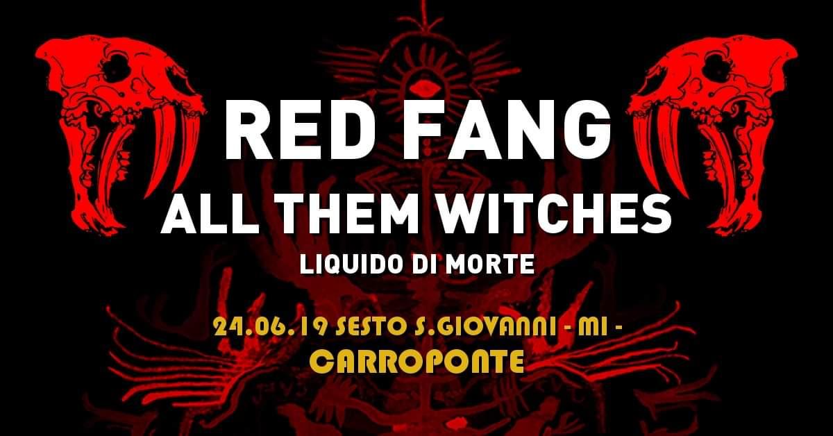 THE MELVINS: annullato il tour europeo; al loro posto All Them Witches in Italia
