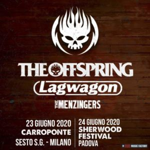 Offspring: due date in Italia nell'estate 2020