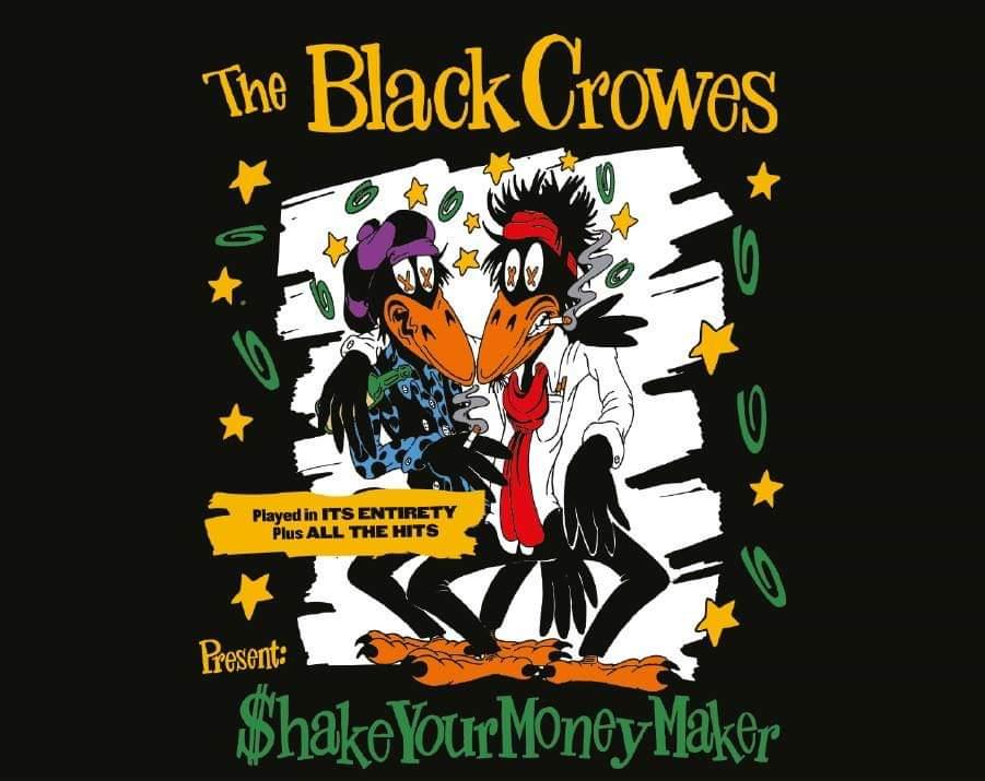 The Black Crowes in Italia per un'unica data a novembre