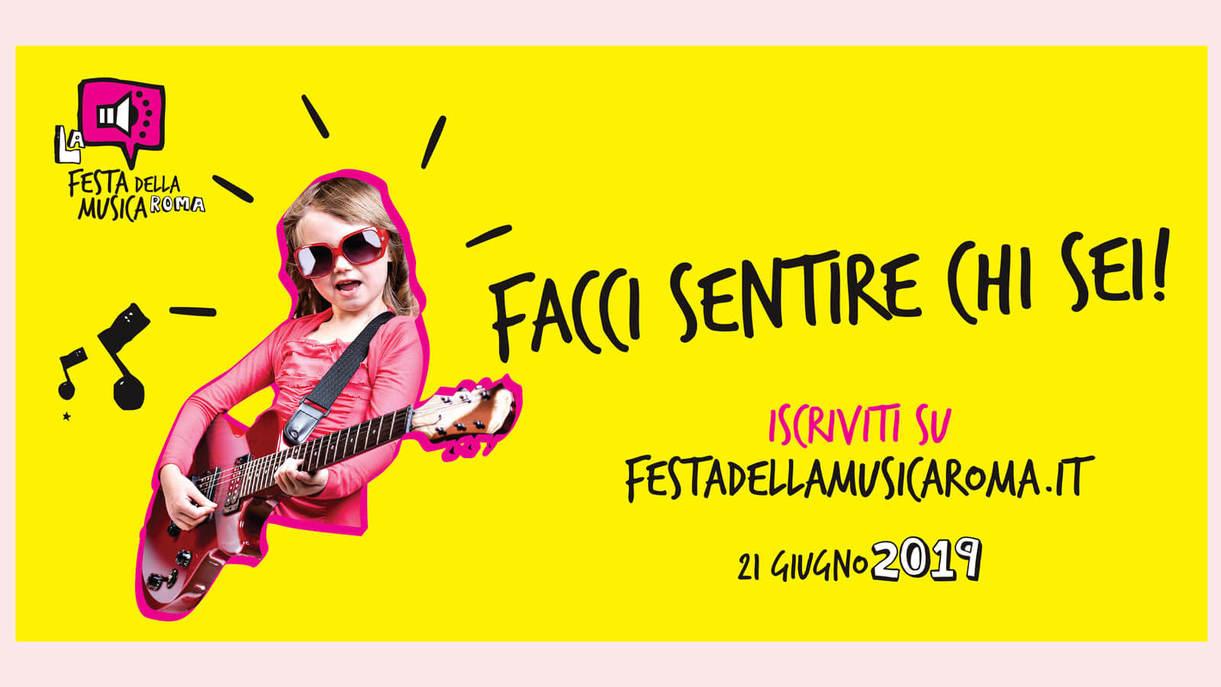 Festa della Musica di Roma 2019 (Conferenza Stampa 18/06/2019) di Paolo Guidone