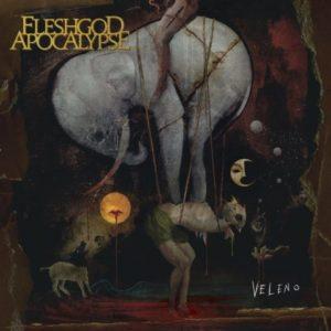 Fleshgod Apocalypse - Veleno (Nuclear Blast Entertainment, 2019) di Alessandro Magister