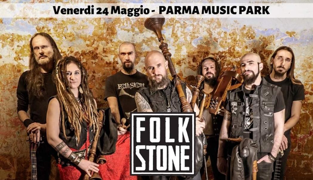 Folkstone a Parma al Music Park il prossimo 24 Maggio