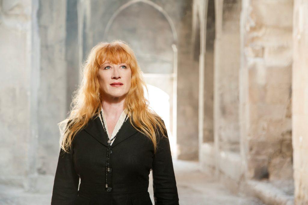 Loreena McKennitt - Lost Souls tour live ad Ostia Antica