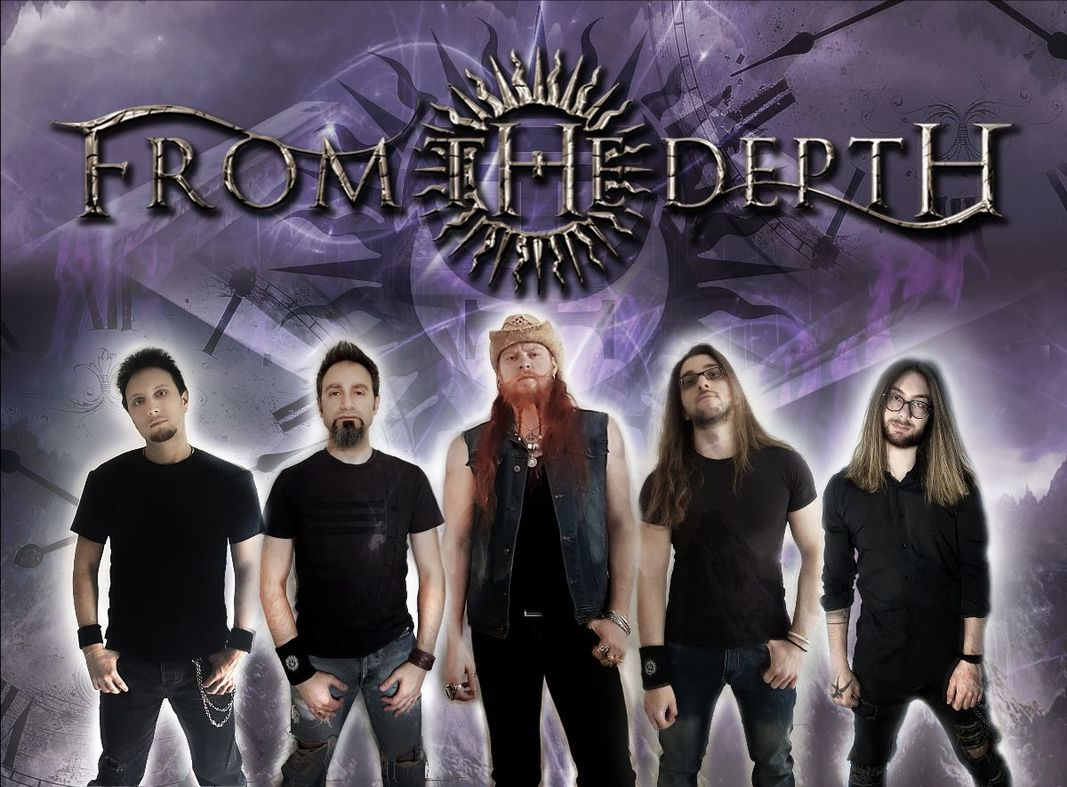 """FROM THE DEPTH: """"Back to Life"""" (10th Anniversary) in arrivo il 19 Febbraio"""