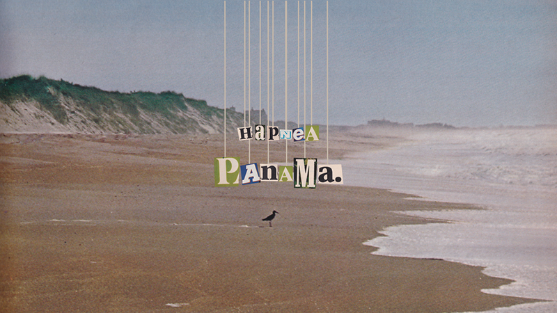 """HAPNEA: il video di """"Panama"""""""