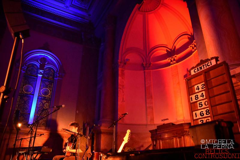 Mercury Rev @Unplugged in Monti, Roma (foto di Michela La Perna)
