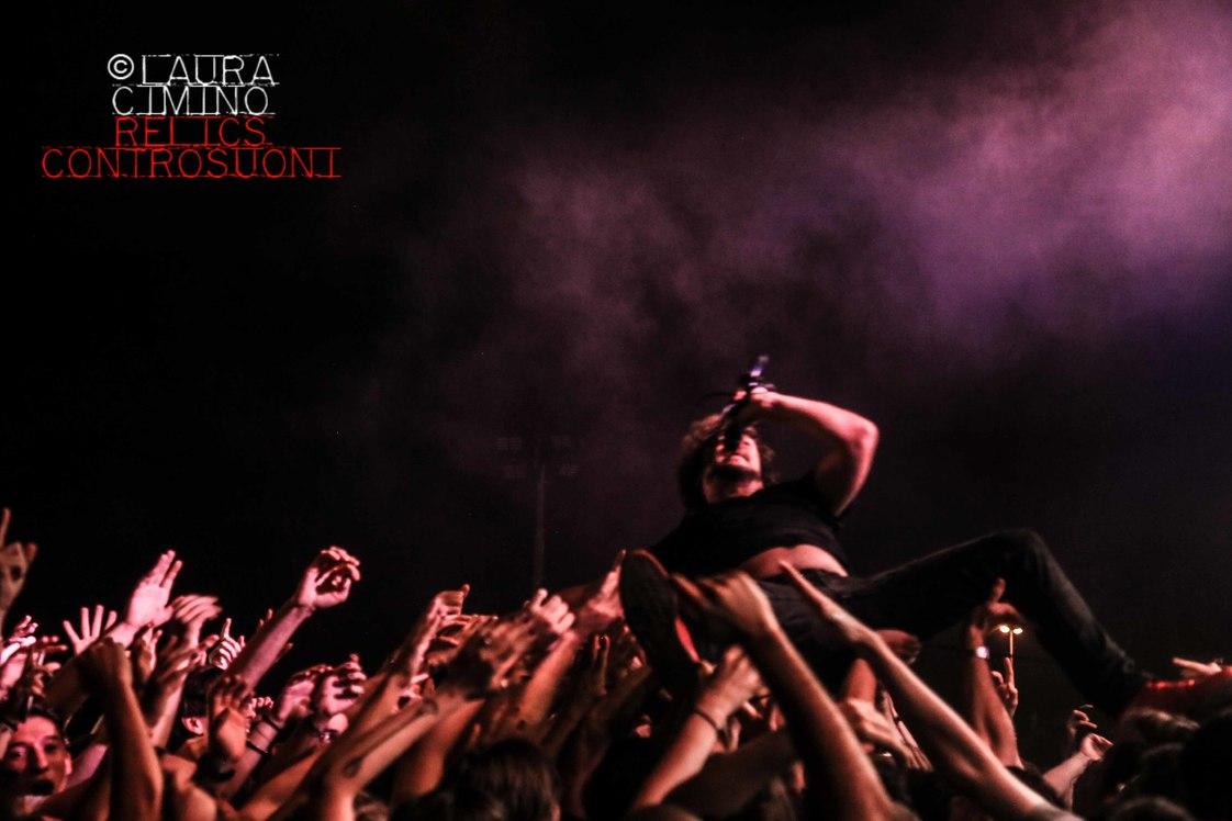 Ministri live @ Beat Festival - Empoli (foto di Laura Cimino)